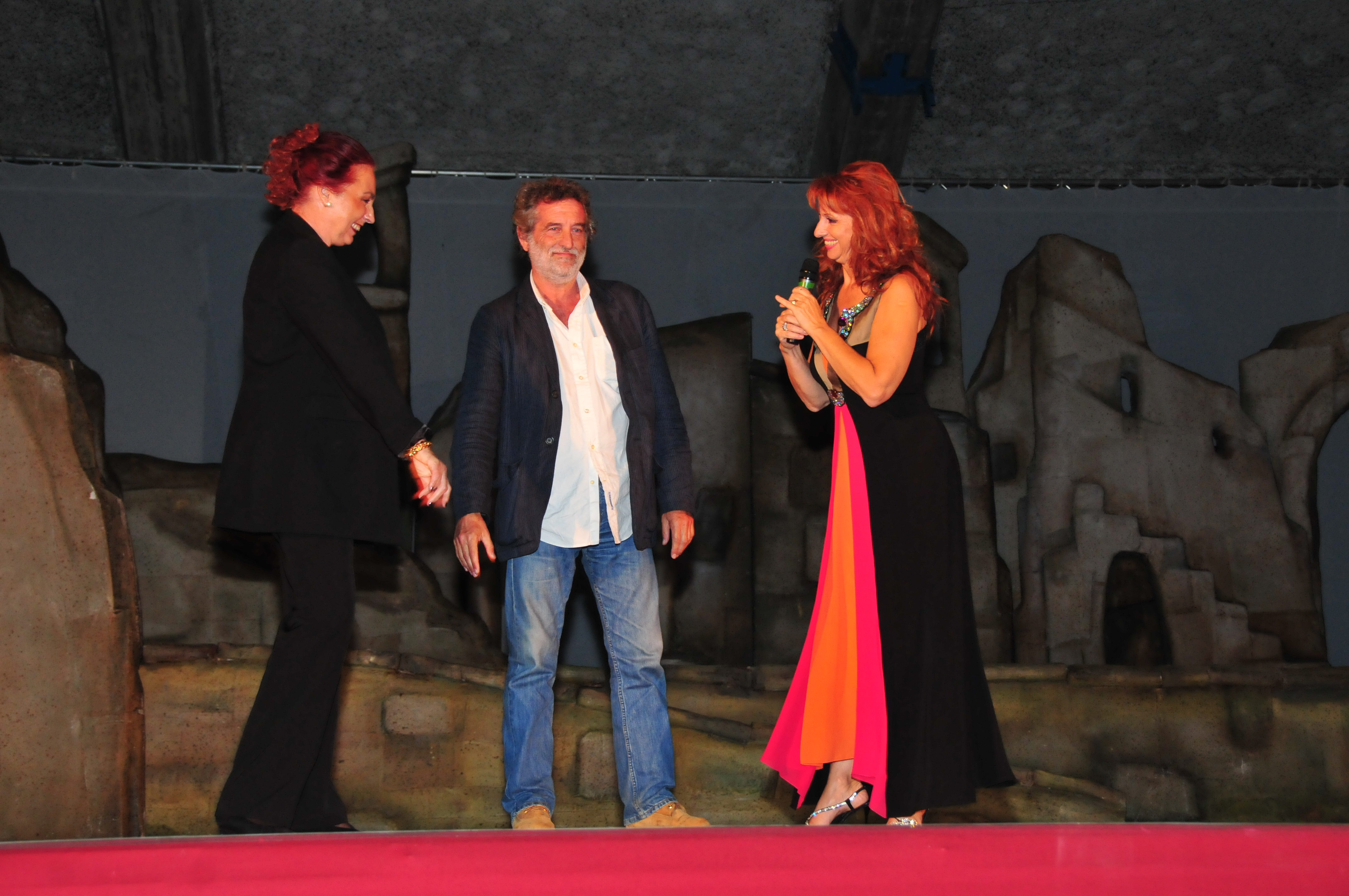 Premio Internazionale alla Cultura Oder atto II° al Regista Renzo Martinelli