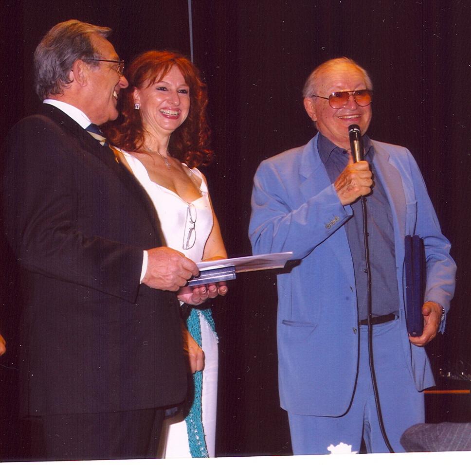 ROMANO MUSSOLINI Jazzista - Premio Oder