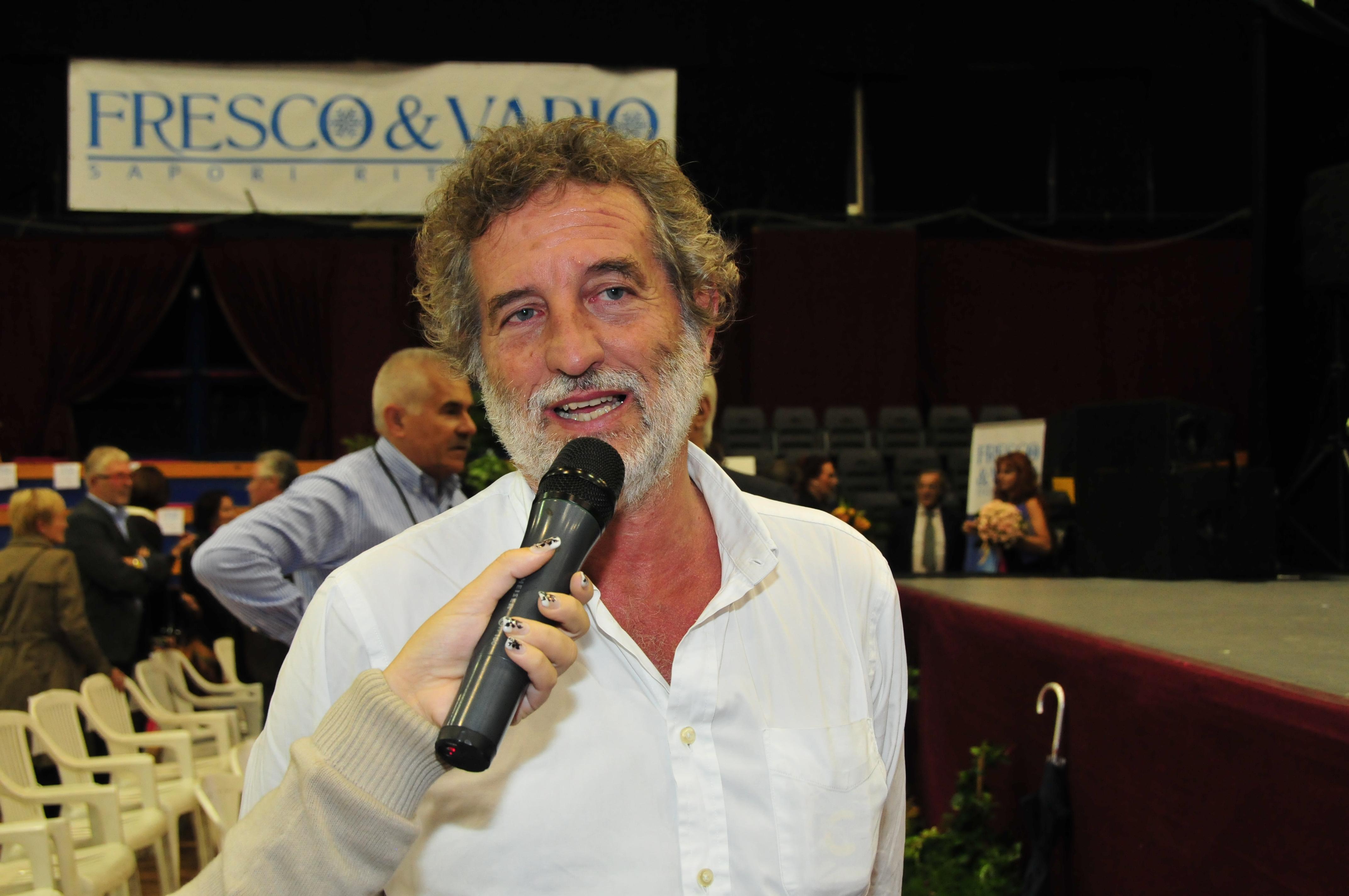 Renzo Martinelli - premio alla cultura Oder