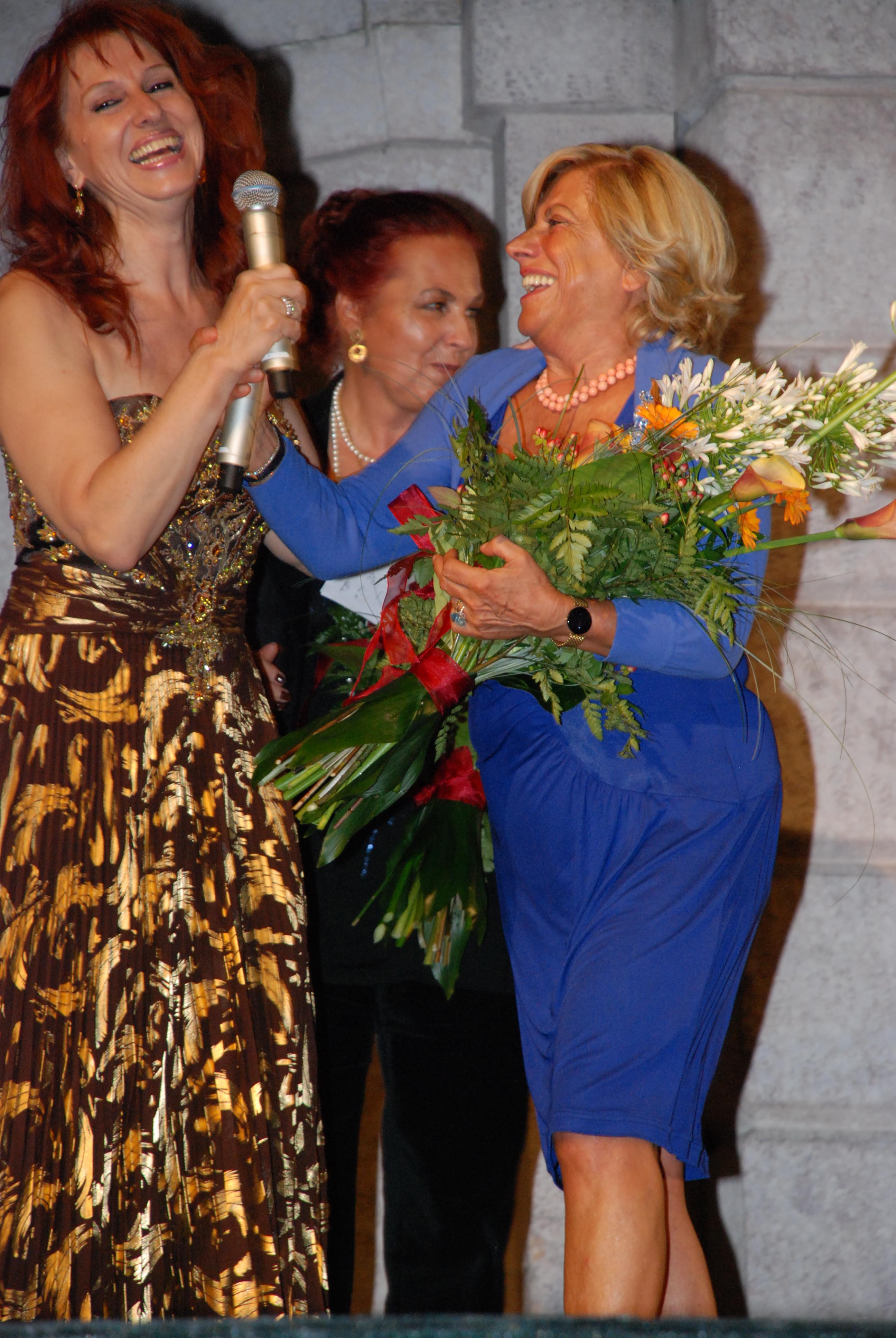 tre donne ...tre tenori...