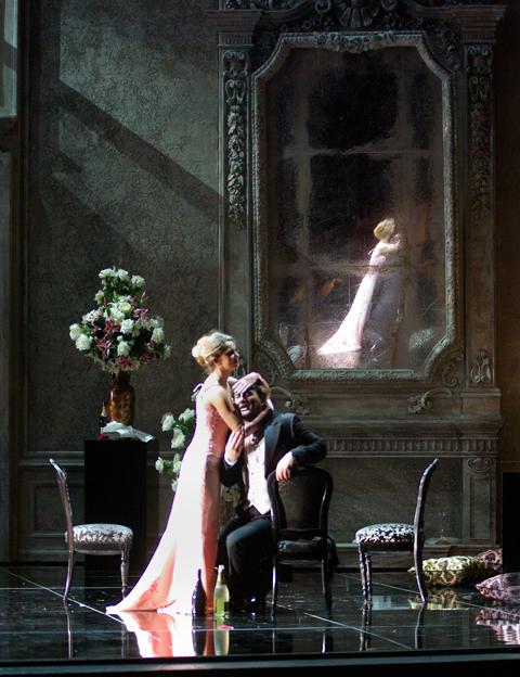 Opera in Piazza XIX Edizione anno 2009 La Traviata