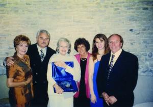 Simonetta Puccini riceve il Premio Oder