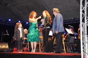 Francesca Fellini riceve il Premio Oder alla carriera