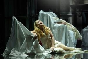 Lana Kos, stupenda interprete di Traviata in Piazza Grande di Oderzo