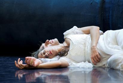 """""""ROMEO E GIULIETTA"""" musiche di S.Prokofiev – dedicato  a """"GLI AMANTI DI ODERZO"""""""