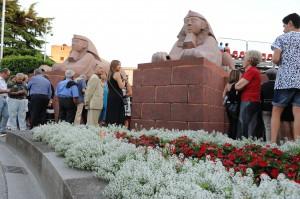 Aida a Oderzo in Piazza Grande  : Un ingresso