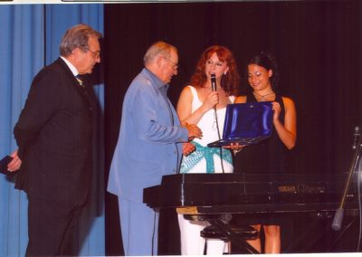 ROMANO-MUSSOLINI-Premio-Oder