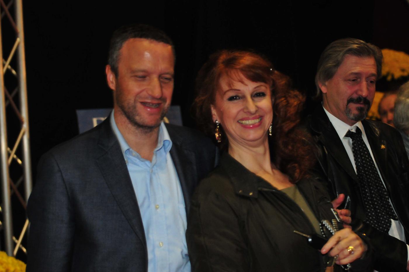 Il Presidente della Fondazione Arena di Verona Flavio Tosi  ospite di Opera in Piazza